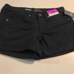 Missimo mid rise shorts sz 2 26 new with tags